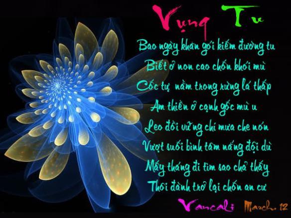 Tập thơ về cõi Phật hay hướng tâm hồn bạn đến chốn cực lạc